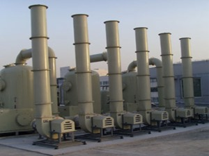 立式活性炭吸附设备